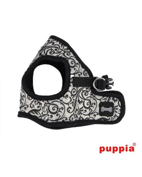 Szelki dla Psa Puppia Typ B Gala Harness  Czarne