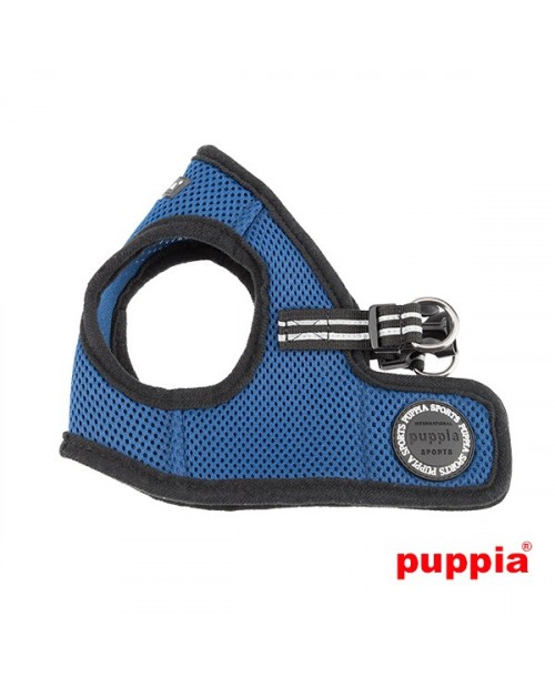 Szelki dla Psa Puppia Smart Soft Harness Vest B Blue