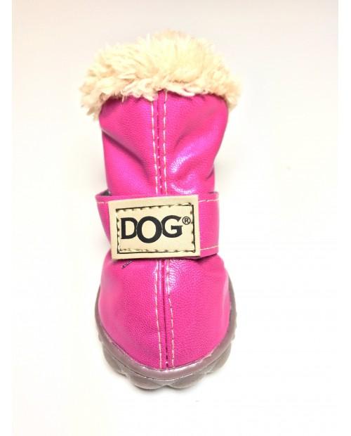 Buty dla Pieska Milk&Pepper chaussures bleues pink