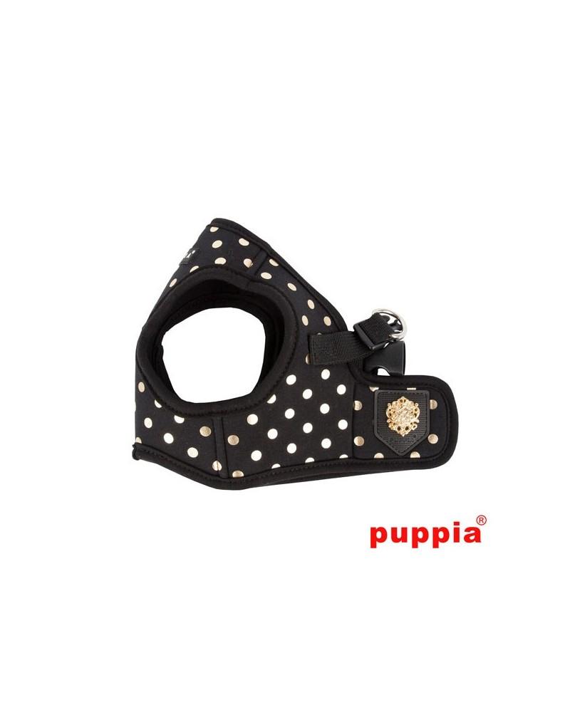 Szelki dla Psa Puppia Dotty Harness B Black