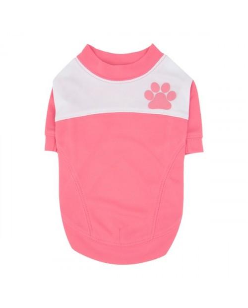 Sportowa Bluzka dla Psa Esme Różowa