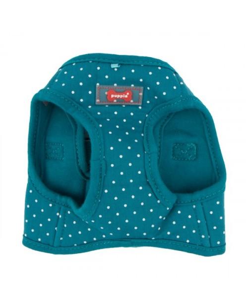 Szelki dla Psa Puppia Typ B Dotty Harness II Niebieskie
