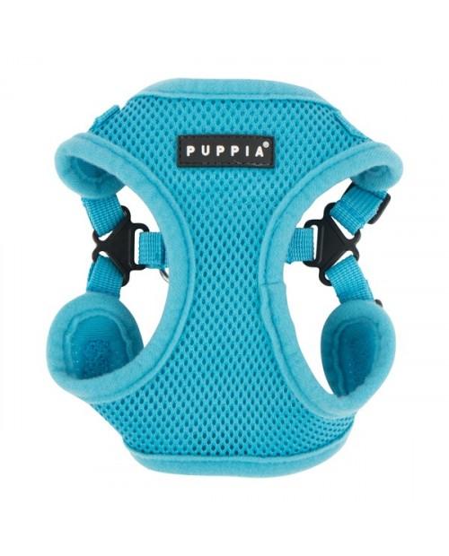 Szelki dla Psa Puppia Typ C Soft Harness Niebieskie