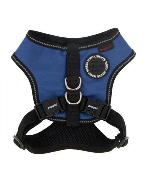Szelki dla Psa Puppia Typ E Trek Snugfit Harness Niebieskie
