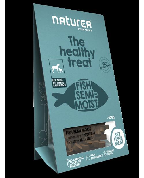 Przysmak dla Psa Naturea The Healthy Treat Fish