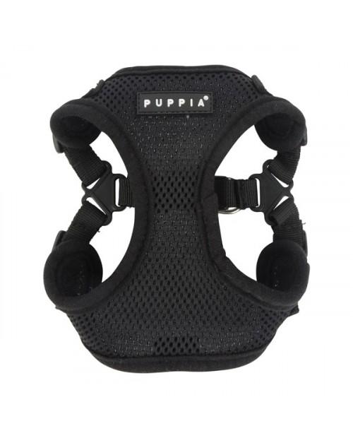 Szelki dla Psa Puppia Typ C Soft Harness Czarne