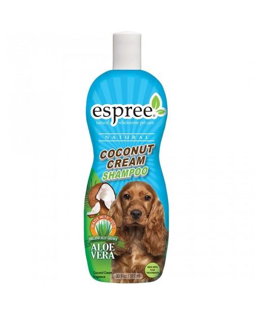 Espree Coconut Cream Shampoo - do każdego typu szaty