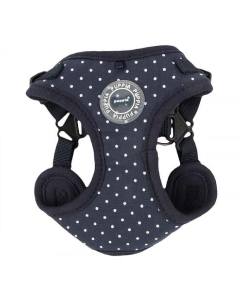 Szelki dla Psa Puppia Typ C Dotty Harness II Granatowe