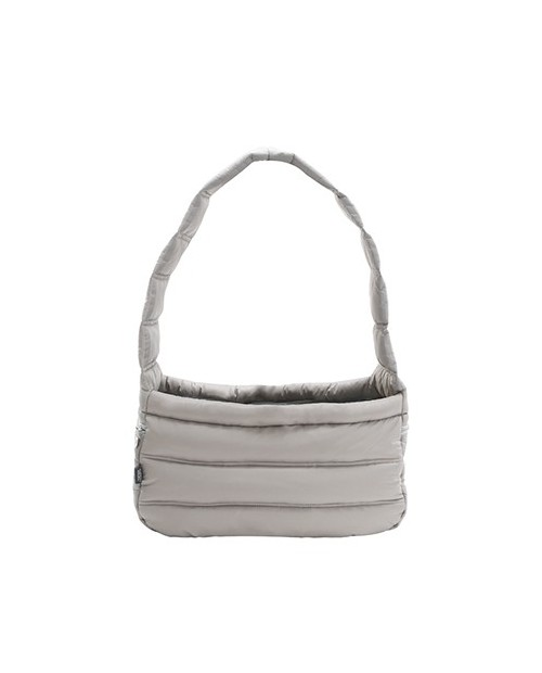 Torba dla Psa Puppy Angel LOVE Faux Down Sling Carrier Grey