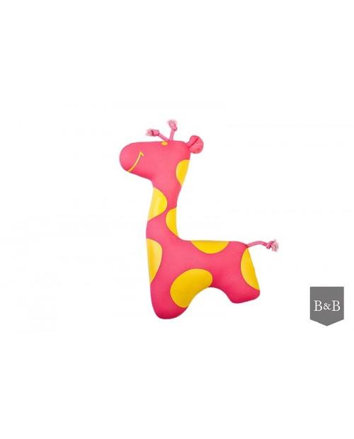 Zabawka Żyrafa Różowa Bowl&Bone