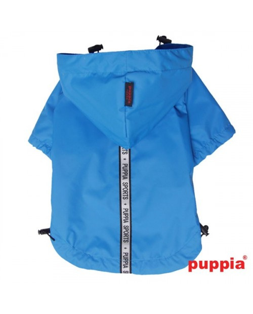 Kurtka przeciwdeszczowa Puppia Base Jumper Raincoat Niebieska