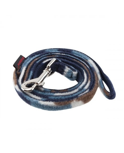 Tradycyjna smycz CORPORAL LEAD Puppia Blue