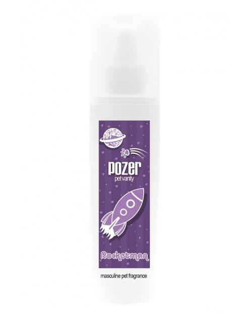 """Pozer Rocketman Body Spritz 200ml - woda perfumowana o intensywnym, """"męskim"""" zapachu"""