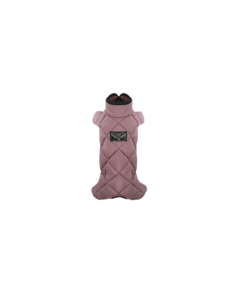 Kombinezon dla Suczki Puppy Angel Luxury Quiltted Padded Overall