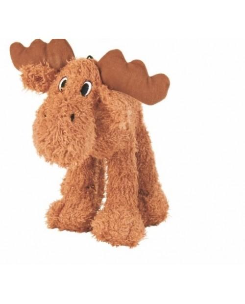 Zabawka świąteczna dla psa pluszowy łoś