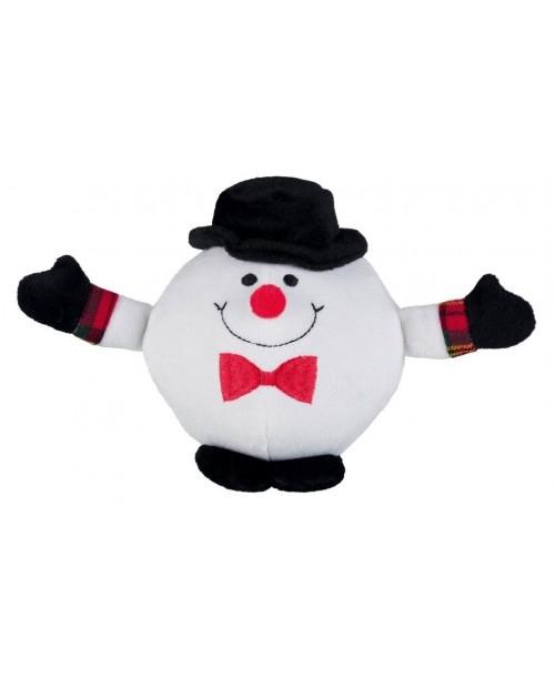 Świąteczna zabawka dla Pieska Bałwanek