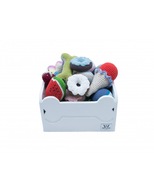 Pebble Dog Box