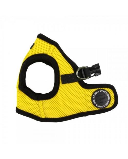 Szelki dla Psa Puppia Typ B Soft Vest Żółte