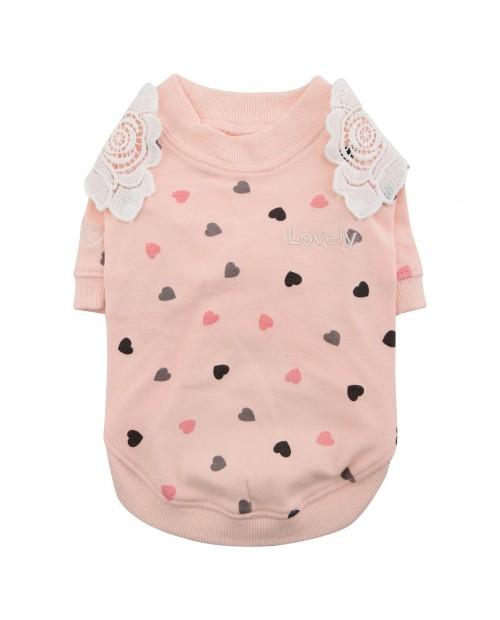 Bluzka dla Pieska Pinkaholic Lacey