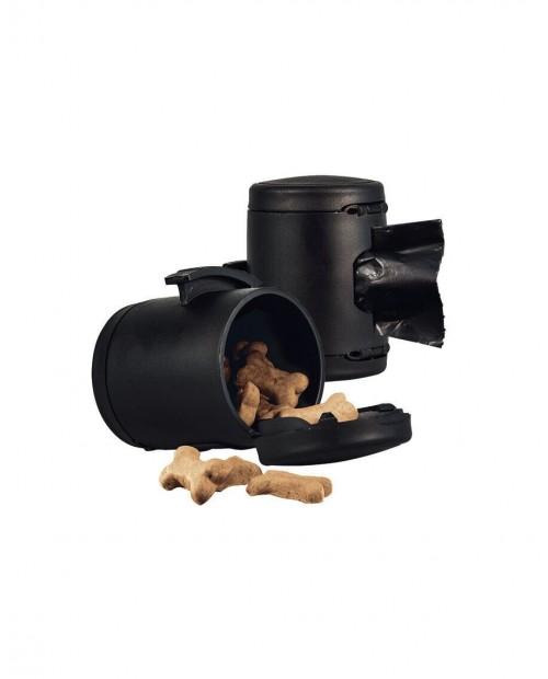 Flexi Multi Box Pojemnik na woreczki czarny