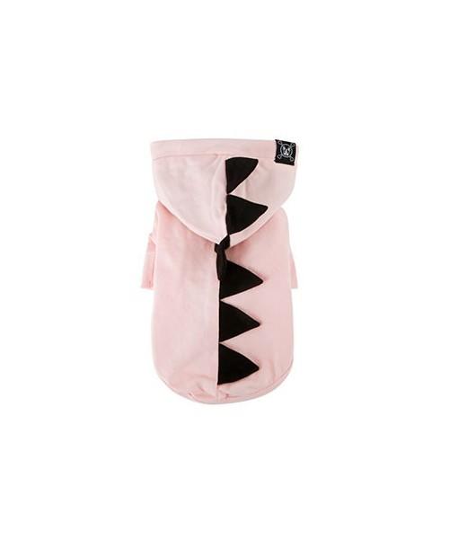 Bluza dla Psa Puppy Angel Small X Hood Zipup pink