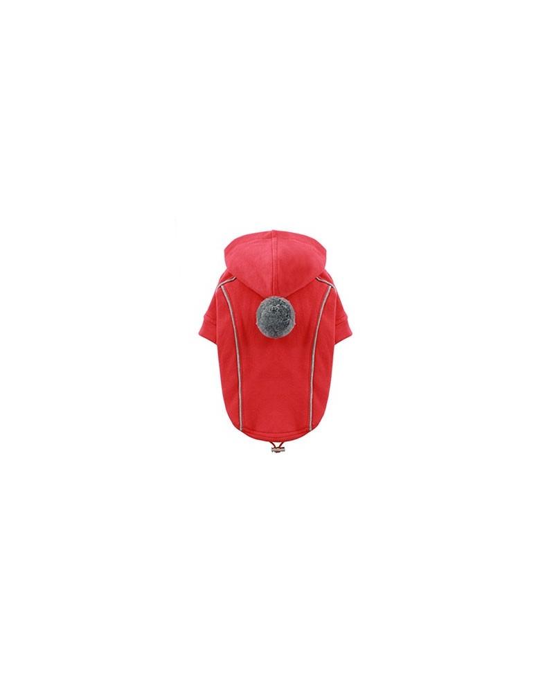 Bluza dla Psa Puppy Angel(R) POMPOM(TM) Reversible Sports Hooide