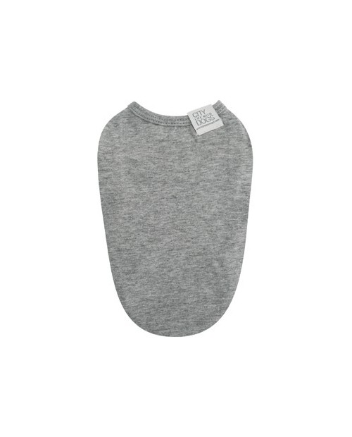 Puppy Angel MAC Daily Sleevelss T-shirts grey