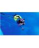 Kapok/kamizelka do pływania dla Psa Puppy Angel Neon Life Vest