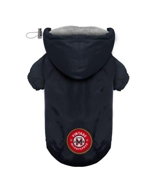 Kurtka przeciwdeszczowa dla Psa Milk&Pepper Winch Raincoat Navy