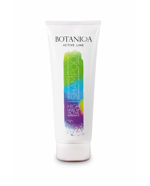 Botaniqa - Active Line, Moisturizing & Protection Shampoo