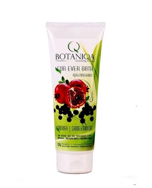 Botaniqa - For Ever Bath Açaí & Pomegranate Conditioner - koncentrat odżywki do każdego rodzaju włosa