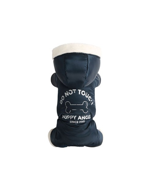Zimowy Kombinezon dla Psa Puppy Angel DO NOT TOUCH Padding Overall