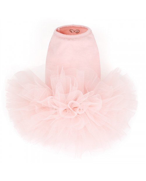 Sukienka dla Pieska Puppy Angel TUTU Dress Light Pink