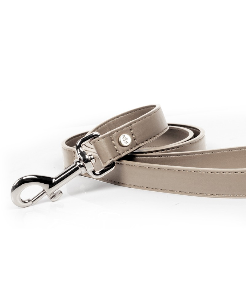 Quartz Taupe Leash Milk&Pepper