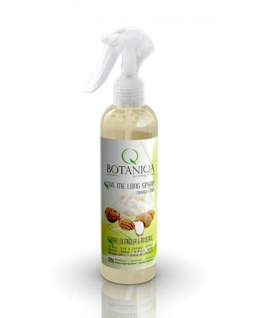 Botaniqa love me Long Spray 250ml - antystatyczny spray ułatwiający rozczesywanie