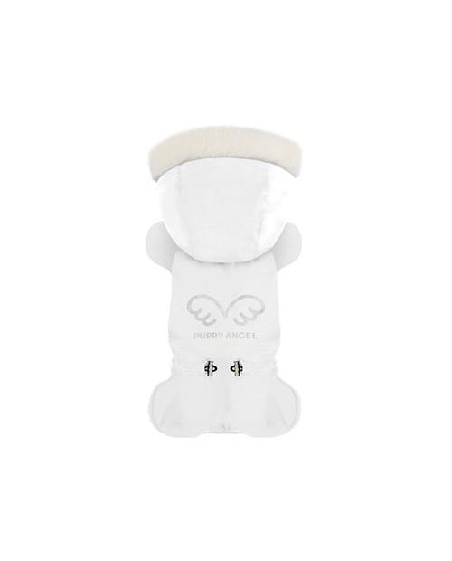 Kombinezon zimowy dla Psa Puppy Angel biały