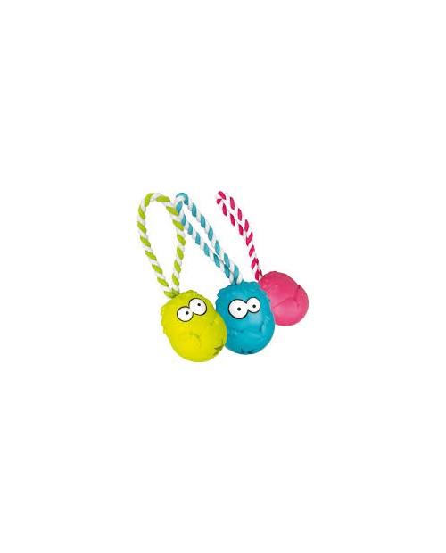 Zabawka dla Psa Bumpies ze sznurkiem