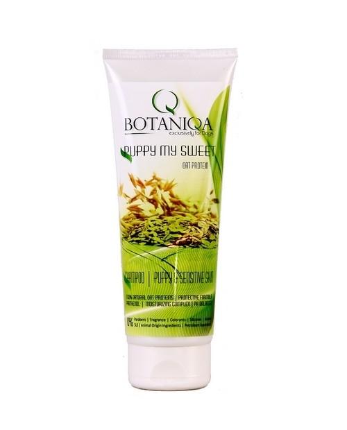 Dla szczeniąt Botaniqa - Puppy My Sweet Oat Protein Shampoo
