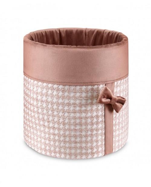 Budka Glamour różowy