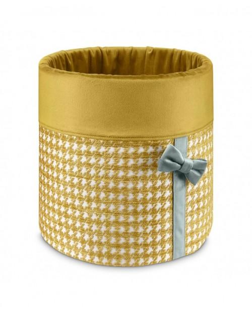 BOX Glamour złoty