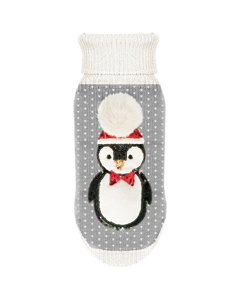 Świąteczny Sweterek dla Psa Milk&Pepper ARCTIC
