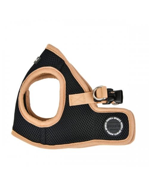 Szelki dla Psa Puppia Vest Harness II Black