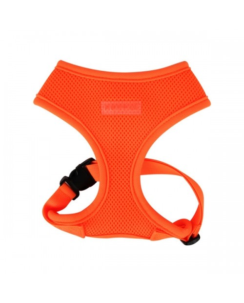 Szelki dla Psa Puppia Neon Soft Harness A Orange