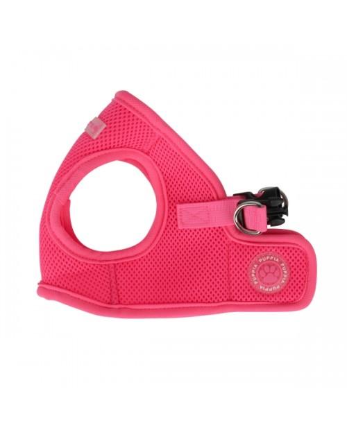 Szelki dla Psa Puppia Neon Soft Harness B Pink