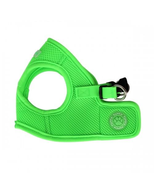 Szelki dla Psa Puppia Neon Soft Harness B Green