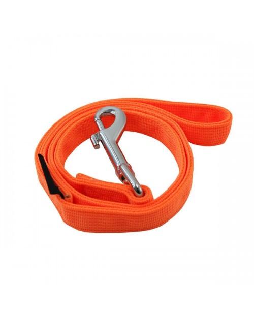 Smycz dla Psa neon lead Orange