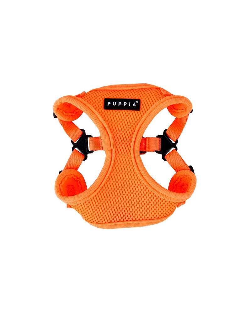 Szelki dla Psa Puppia Typ C Neon Soft Harness Orange