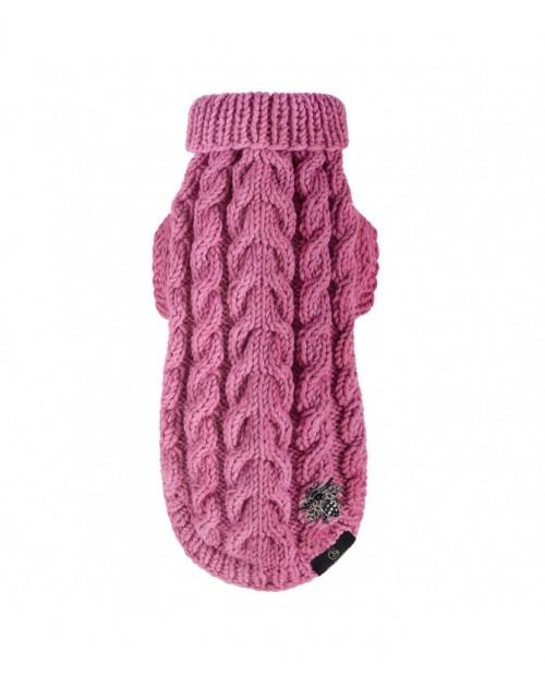 Sweterek BeBe's różowy