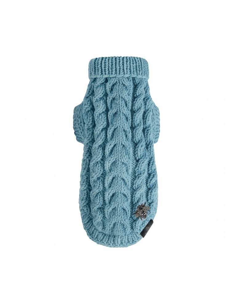Sweterek BeBe's niebieski