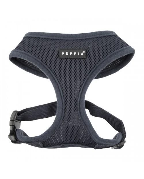 Szelki dla Psa Puppia Soft Harness Grey